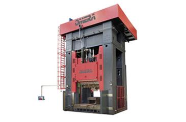 Prasy hydrauliczne i automatyczne linie produkcyjne OMERA