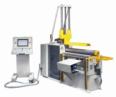 Produkt: Automatyczne zwijarki 2rolkowe w BTC Maszyny