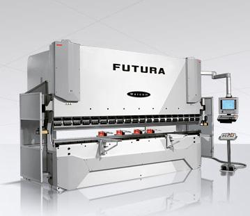 Produkt: Warcom Futura - katalog BTC Maszyny