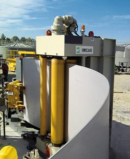 Automatyczne linie do produkcji dużych zbiorników - BTC Maszyny