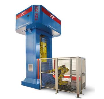 Niezwykle bogada oferta pras śrubowych TDS renomowanej marki Mecolpress w BTC Maszyny