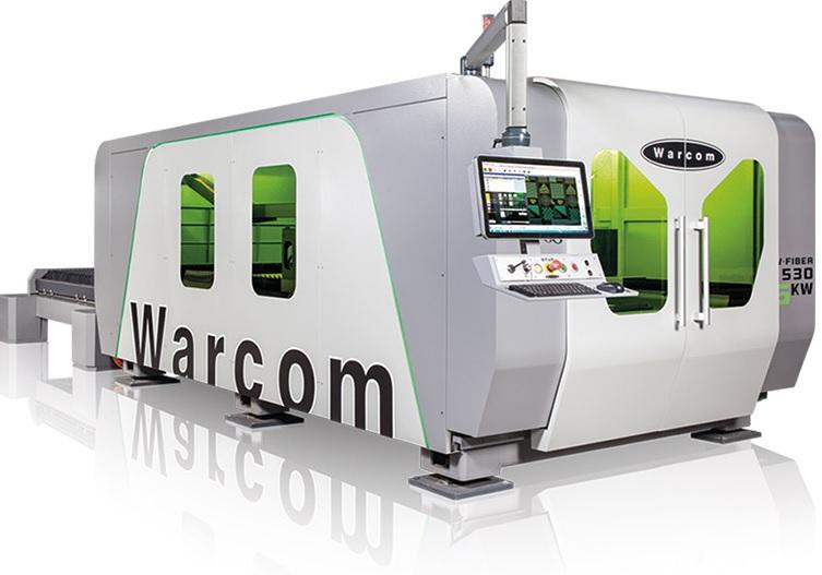 Wycinarki laserowe WARCOM W-Fiber