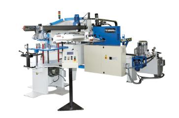 Nożyce krążkowe i automatyczne linie produkcyjne TIMAC