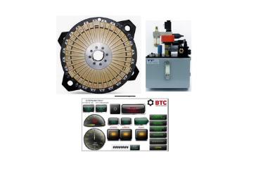 Sprzęgła, części zamienne i akcesoria do pras
